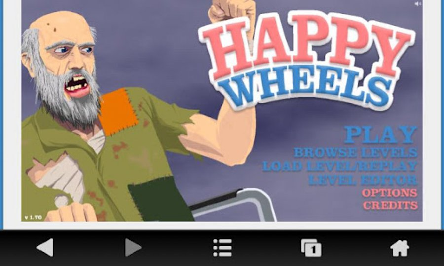 How to download happy wheels on smartphones and tablets? | iphone.