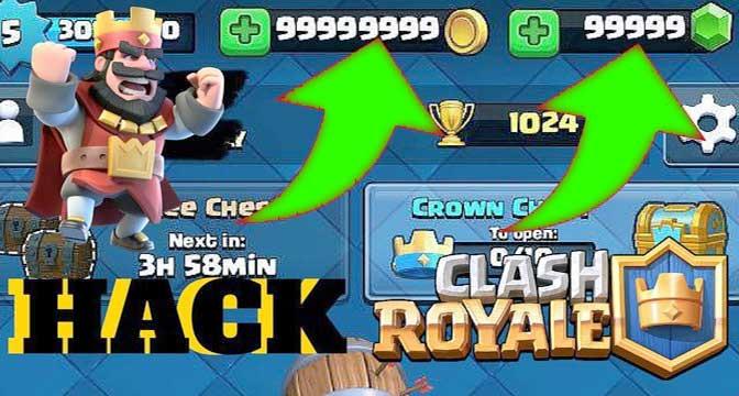 download clash royale cheat online