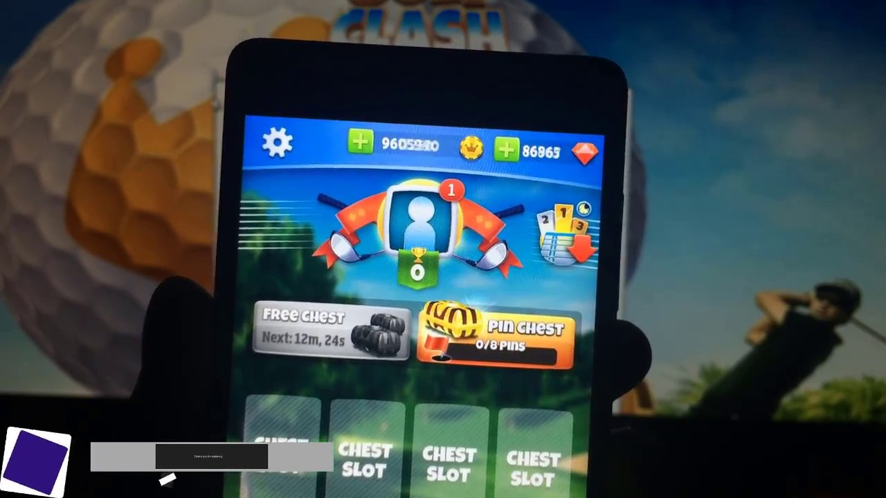 working golf clash hack 2018